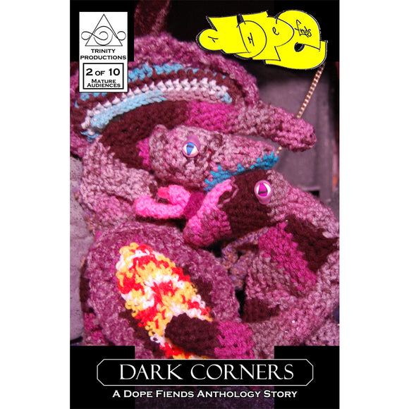Dark Corners - Issue 2