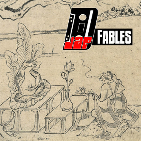 Fables - Music CD by DJAP