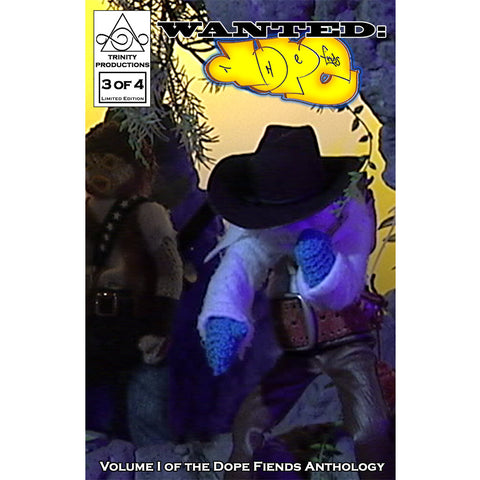 The Dope Fiends Anthology Volume I - Issue 3