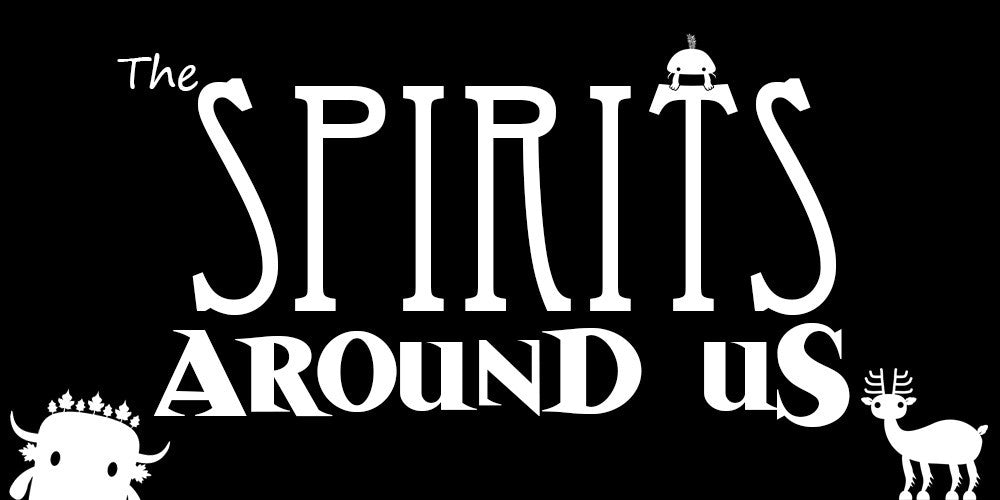 The Spirits Around Us Animation