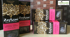 Product Review - Zaytoun Medjoul Dates
