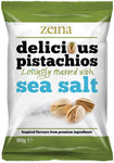 Zeina Sea Salt Pistachios (80g)