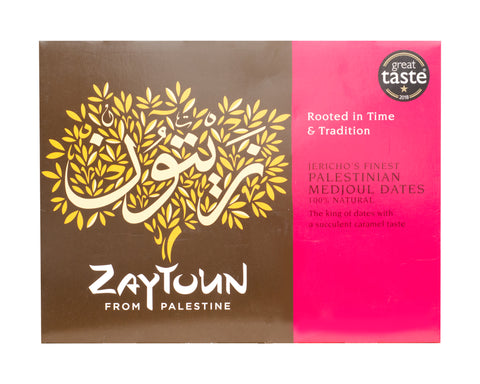 Zaytoun 5kg Medjool Dates - Hiba Health Foods