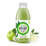Lean & Green Apple & Elder flower Mate Tea and L-Cartine (500ml)