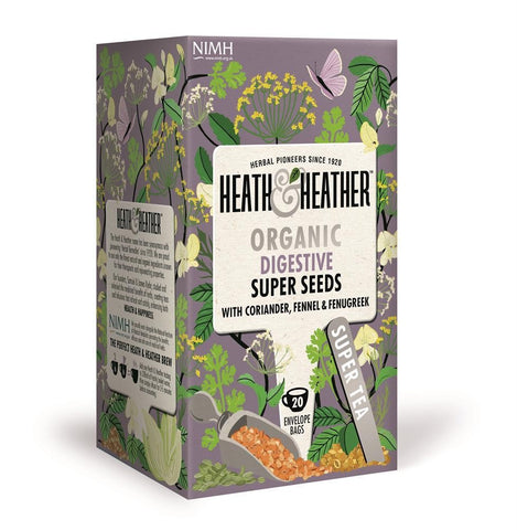 Organic After Dinner Seed Supreme Tea - 20 bags