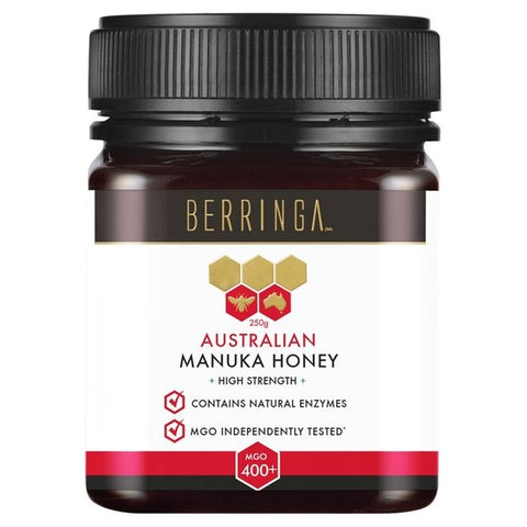 Berringa Manuka Honey mgo 400+ - Hiba Health Foods