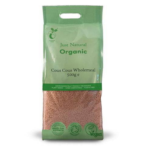 Just Natural Organic Couscous 500g