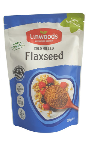 Linwoods Cold Milled Flaxseed (200g)