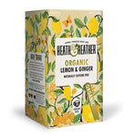 Organic Lemon & Ginger Tea - 20 Bags