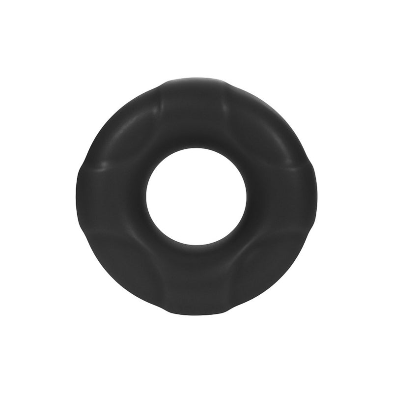 FORTO F33 17mm Liquid Silicone Black Small