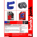 HunkyJunk Connect C Ring and Balltugger - Stone
