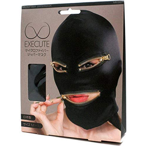 Execute Microfiber Mask With Zips