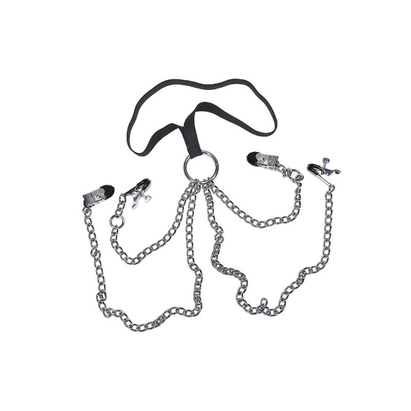 Sextreme Chain Harness