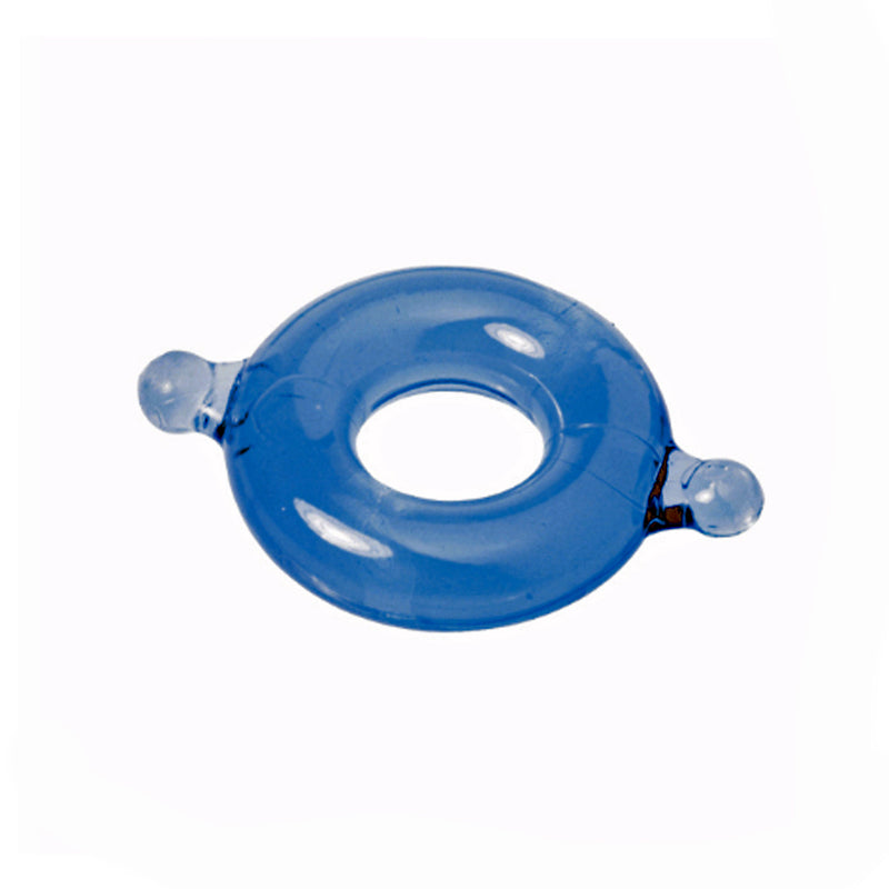 Spartacus Big Elastomer C Ring Blue