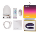 We Vibe Sync Couples Vibrator Purple