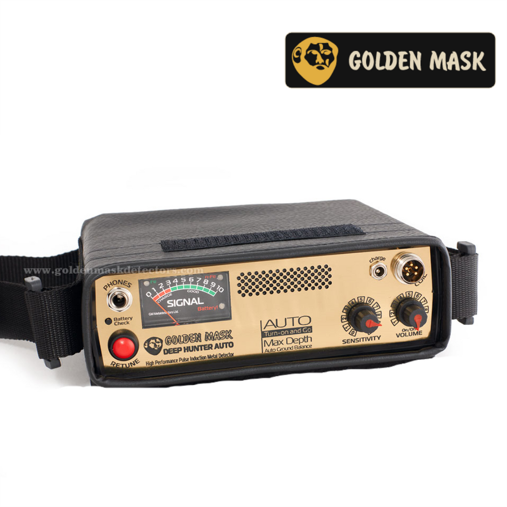 Golden Mask Deep Hunter Auto | Golden Mask Deep Hunter Auto