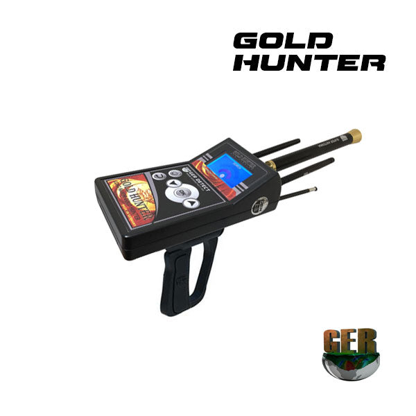 Gold Hunter Device | Geolocator Gold Hunter