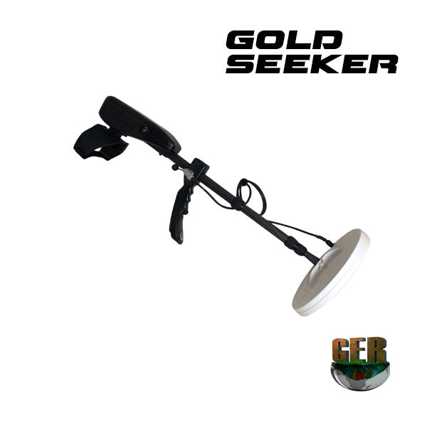 Gold Seeker|Detector de Metales Gold Seeker