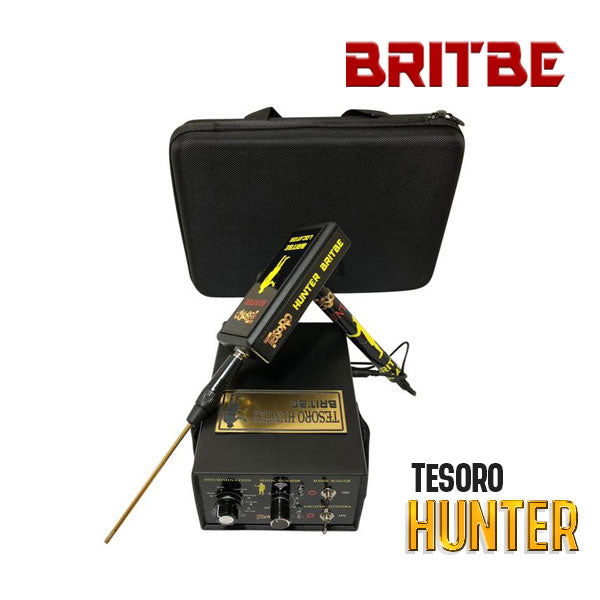 Britbe Long Range Locator Tesoro Hunter|Localizador a Distancia Geolocator  Tesoro Hunter