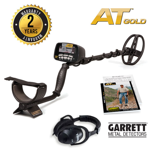 Garrett AT Gold Metal Detector|Detector de Metales Garrett Modelo AT Gold 1140680