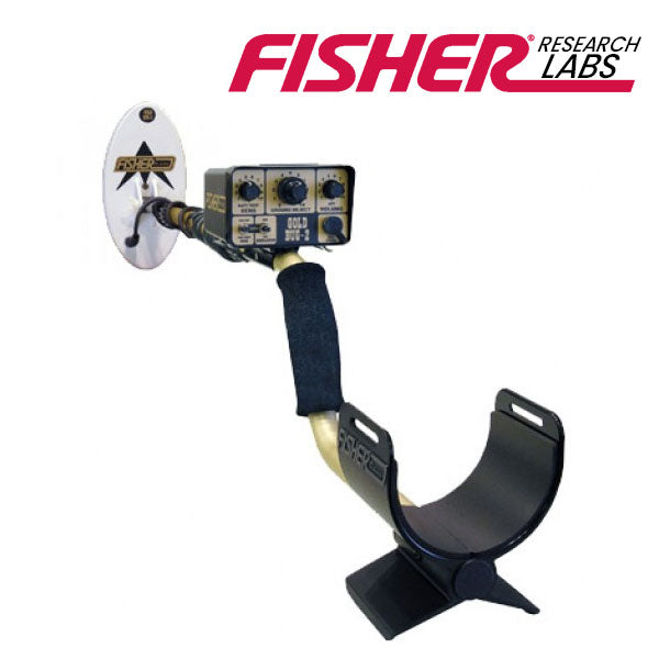 Fisher Gold Bug 2 Metal Detector|Detector de Metales Fisher Modelo Gold Bug 2