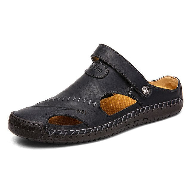 Men Sandals Leather Chappal