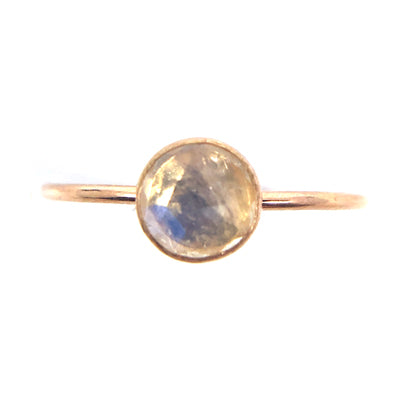 Moonstone Medium Ring