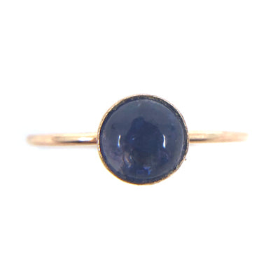 Tanzanite Medium Ring