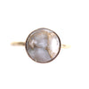 Copper Calcite Large Ring