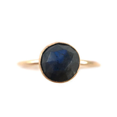 Labradorite Medium Ring