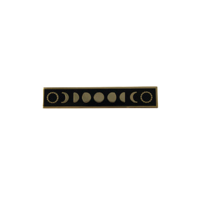 Enamel Pin Lunar Cycle