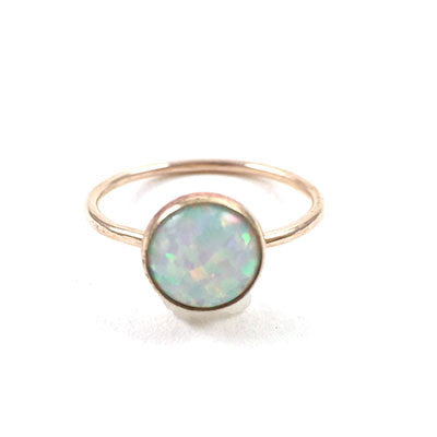 Opal Large Ring