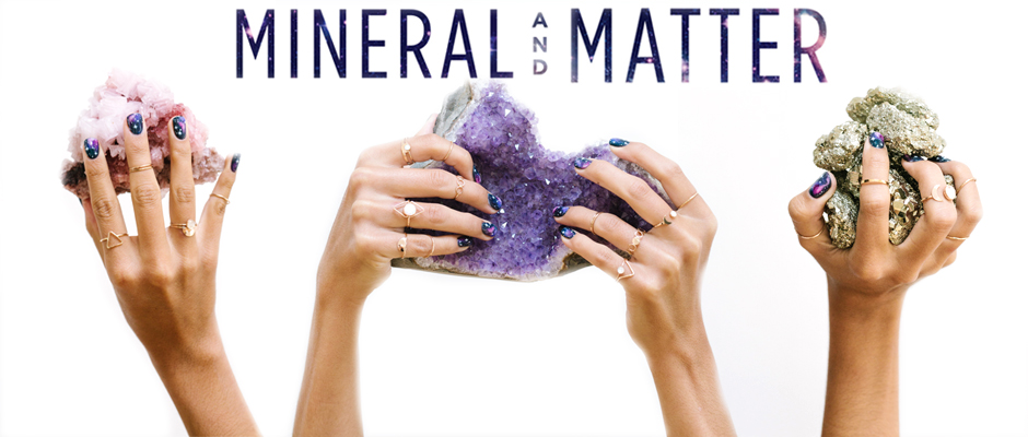 Mineral and Matter