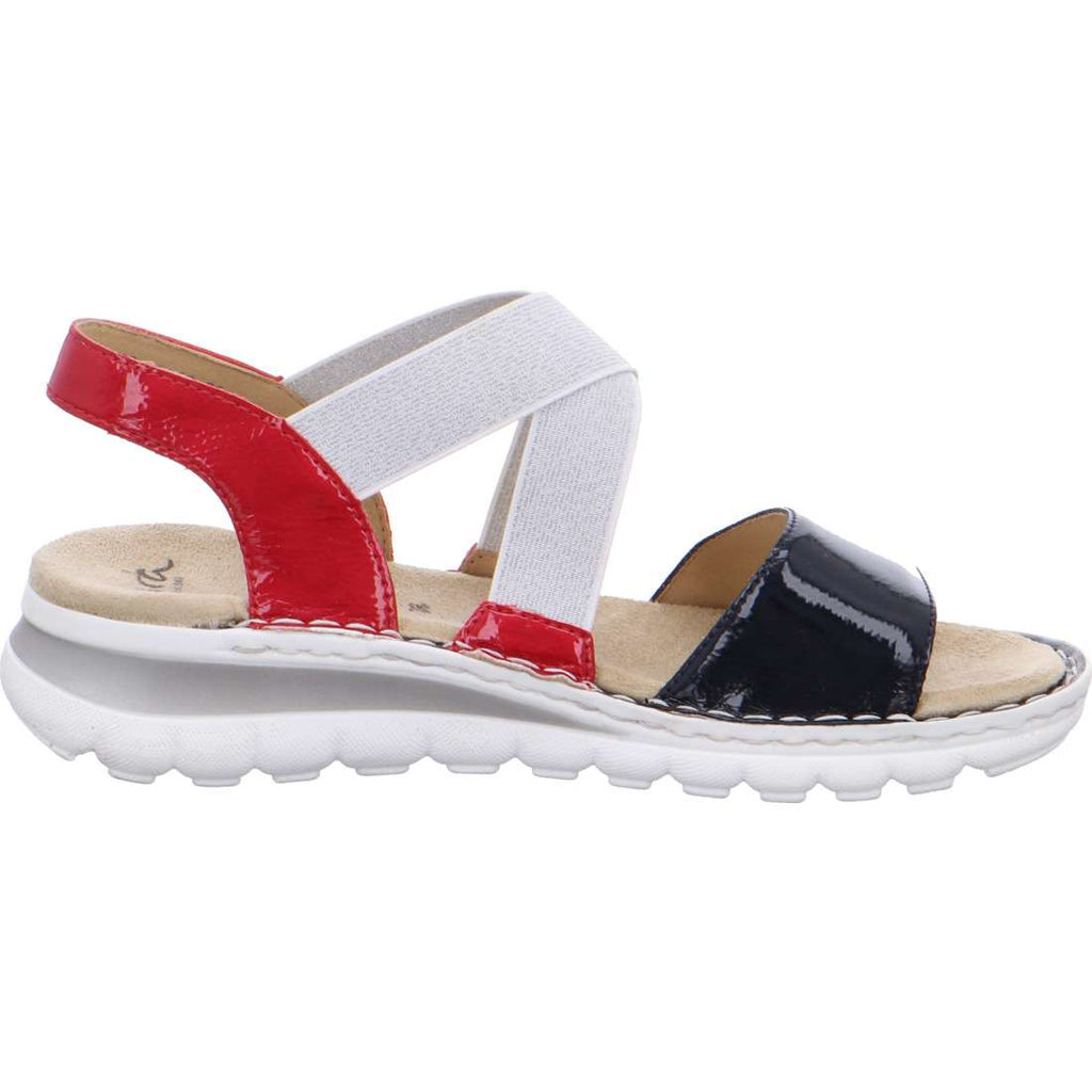 Ara - Nautical Crisscross Sandal