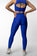 Revival Scrunch Leggings - Royal Blue