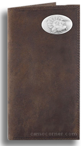 Turkey Crazy Horse Leather Roper Wallet