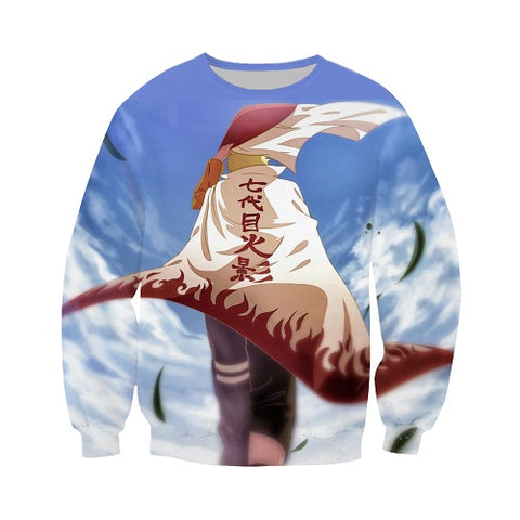Naruto Hokage Sweater - Kurama Anime Stuff