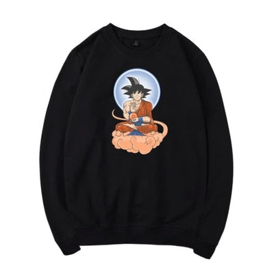Goku on Nimbus Sweater