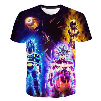 Dragon Ball Super T-Shirt - Kurama Anime Stuff