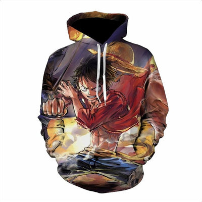 One Piece Anime Sweatshirt