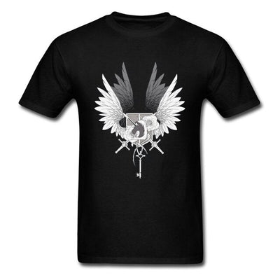 SNK Military Police T-Shirt - Kurama Anime Stuff