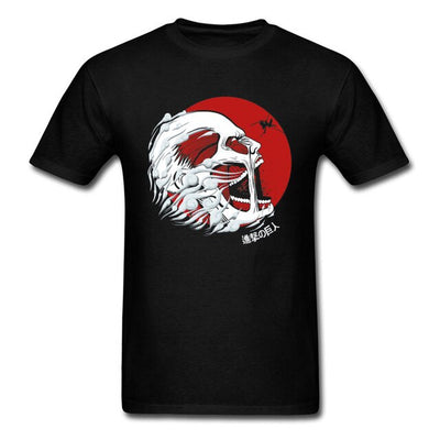 SNK Colossal Titan T-Shirt - Kurama Anime Stuff