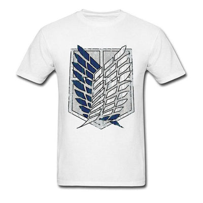Wings of Freedom T-Shirt - Kurama Anime Stuff