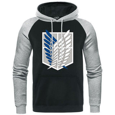 Attack on Titan Scout Regiment Hoodie - Kurama Anime Stuff