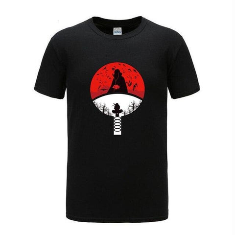 Uchiha Clan T-Shirt - Kurama Anime Stuff