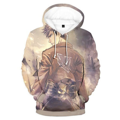 Attack on Titan Hoodie 3XL - Kurama Anime Stuff