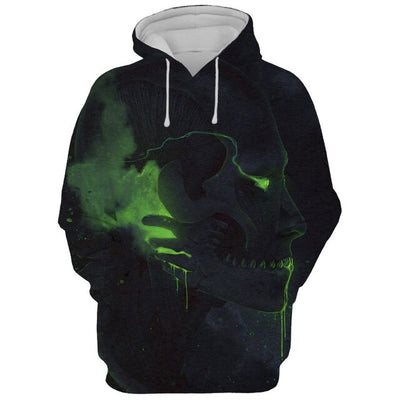 Attack on Titan Colossal Hoodie - Kurama Anime Stuff