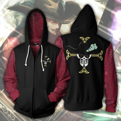 "Dracule ""Hawk Eyes"" Mihawk Jacket"