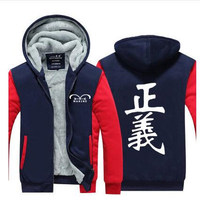 One Piece Marine Bomber Jacket