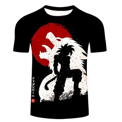 Great Ape T-Shirt - Kurama Anime Stuff